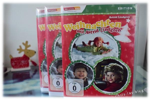 Weihnachten mit Astrid Lindgren DVD Gewinnspiel