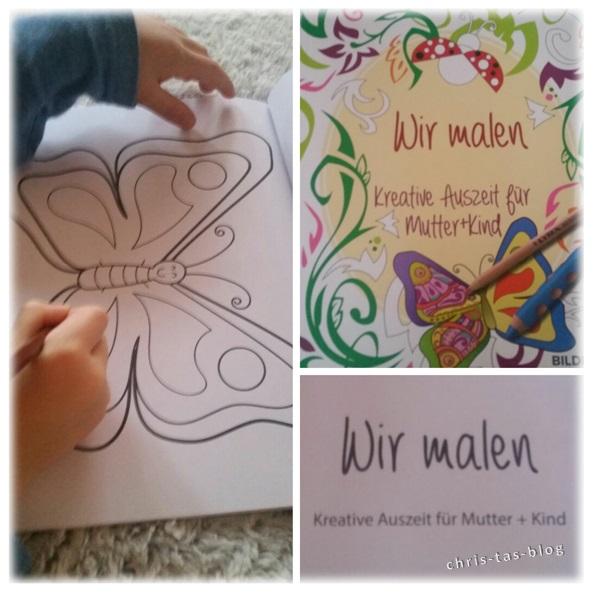Wir malen - Kreative Auszeit BILDNER Verlag