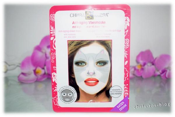 Chiara Ambra Anti-Aging Vliesmaske