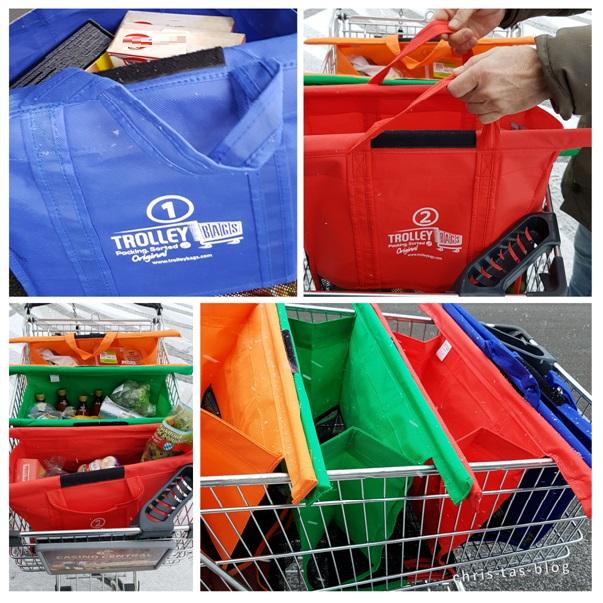 trolley bags im Einsatz