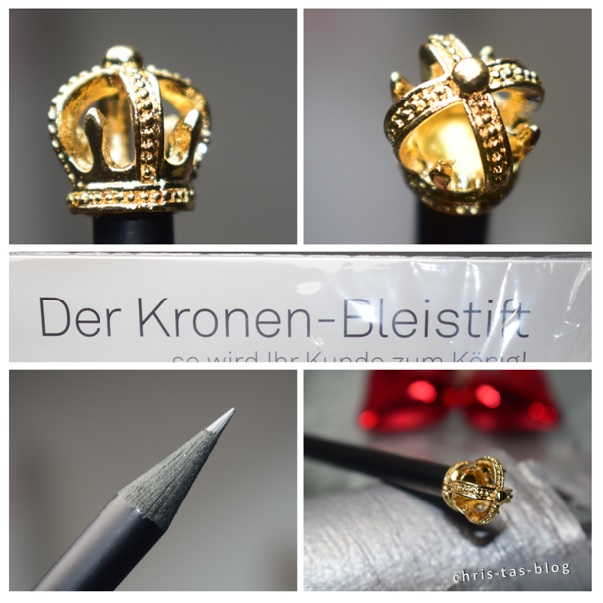 Kronenbleistift Werbemittel Reidinger