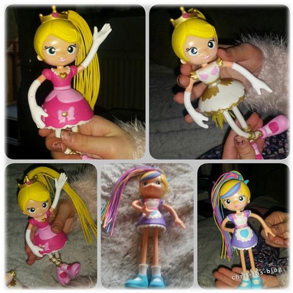 Aus Prinzessin wird Ballerina Mix & Match Betty Spaghetty