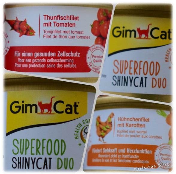 Futterdöschen GimCat Superfood