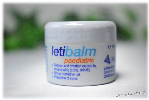 letibalm paediatric für Kinder