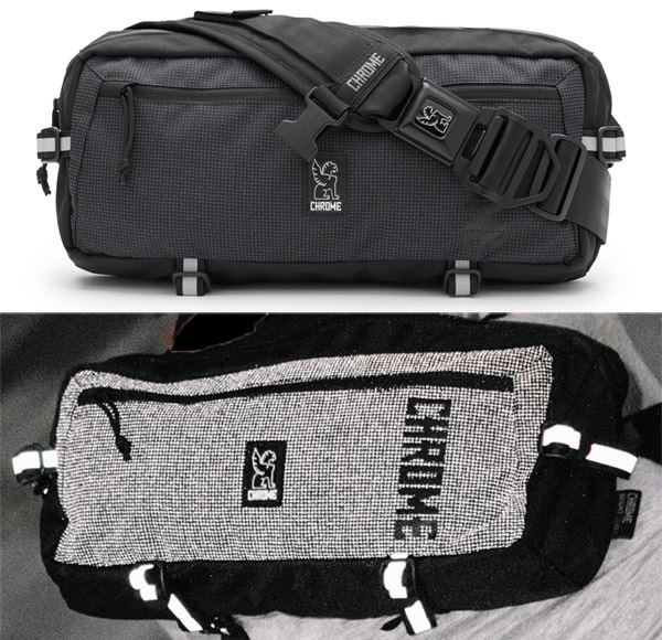CHROME Kadet Night Bag