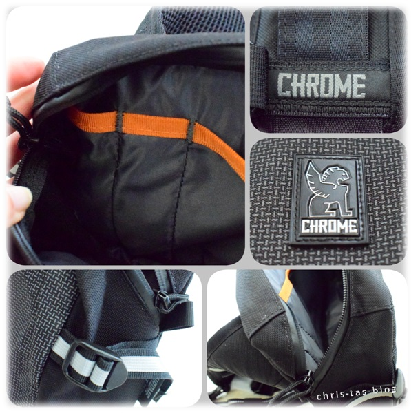 Details der CHROME Kadet Night