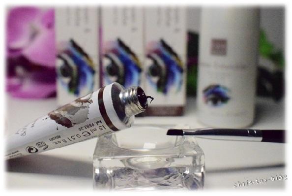 Augenbrauen professionell färben IONTO - Süda