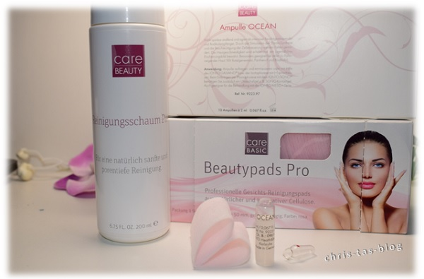 care&BEAUTY care&BASIC Produkte IONTO Süda