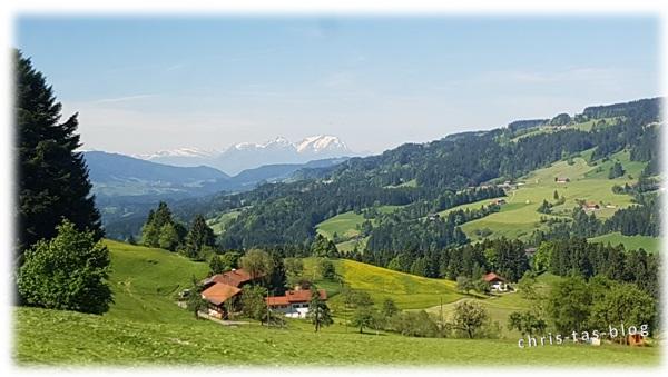 Panoramabild Oberreute 2017