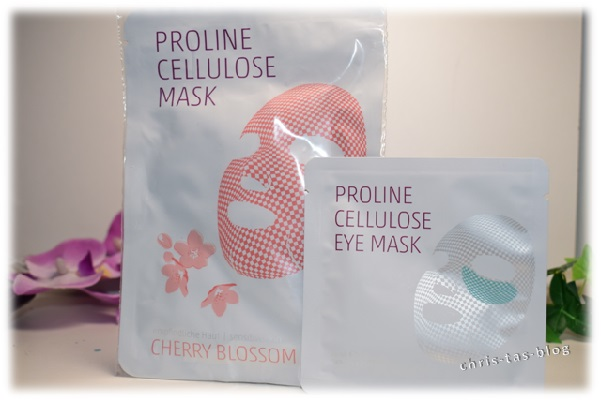 Proline Cellulose Masken