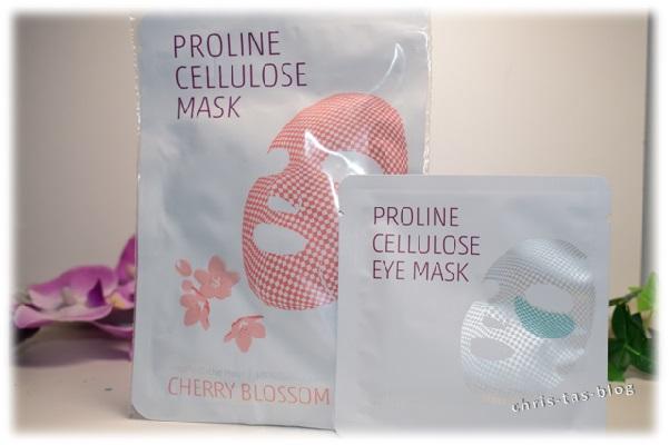 Proline Cellulose Masken