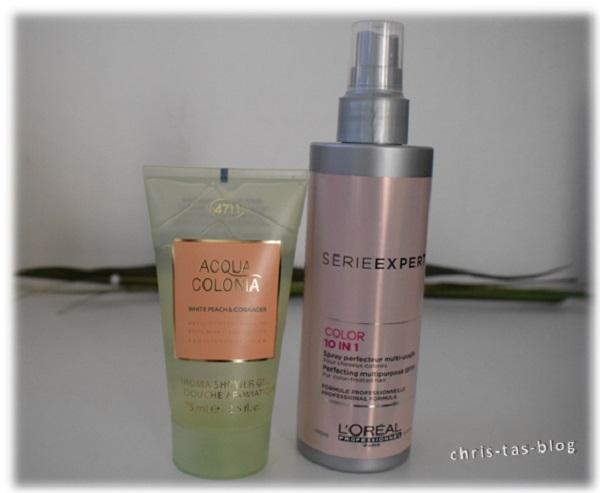 Acqua Colonia und L`Oréal Color 10 in 1