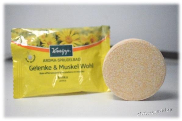 Aroma-Sprudelbad Gelenke & Muskel Wohl