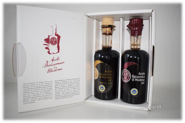 Aceto Balsamico di Modena g.g.A