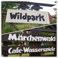 Tierpark Sommerhausen - Märchenwald Sambachshof