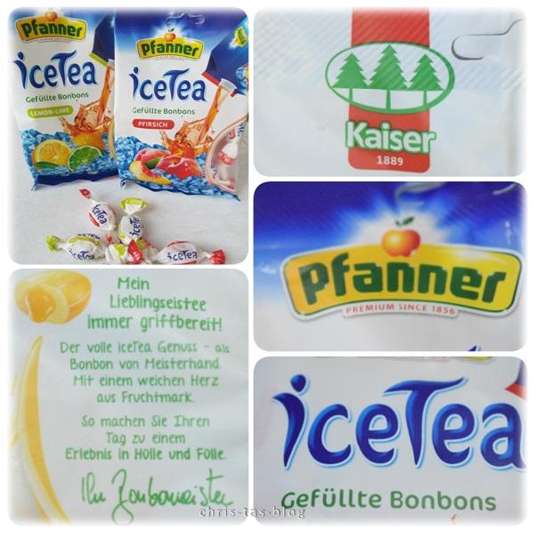 Details iceTea Bonbons Bonbonmeister Kaiser