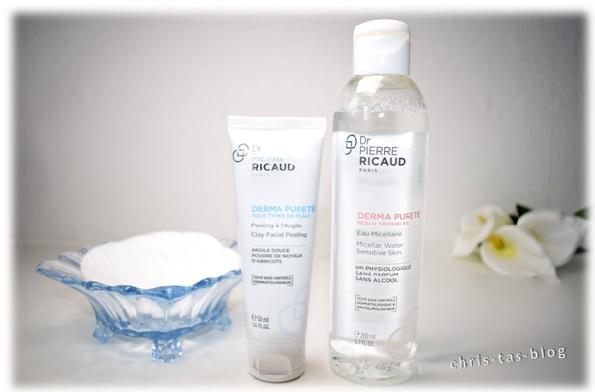Peeling und Mizellenwasser von Dr Pierre Ricaud