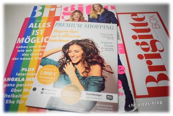 Zeitschriften BRIGITTE-Box