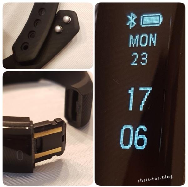 Camtoa Fitness Tracker
