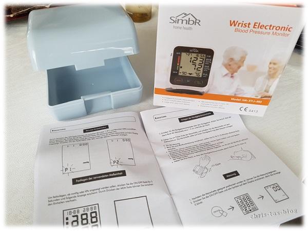 den Blutdruck zuhause selber messen