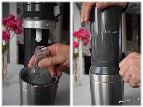 So funktioniert der SodaStream Wassersprudler