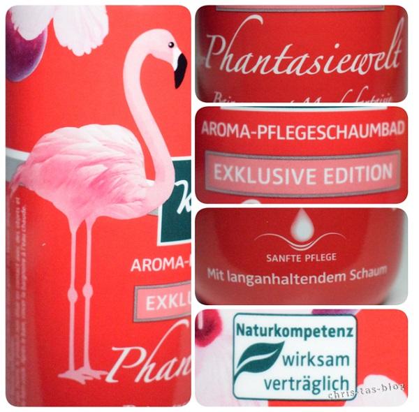 Details Phantasiewelt Aroma-Pflegeschaumbad Kneipp