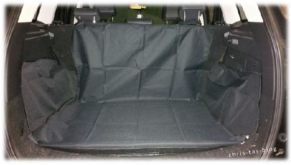 Kofferraum-Schutzdecke für SUV