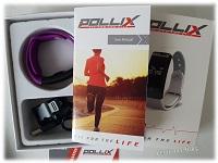 Fitnessarmband von Pollix