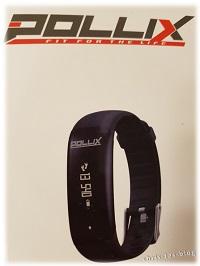 Ich teste den Pollix Pro Fitnesstracker