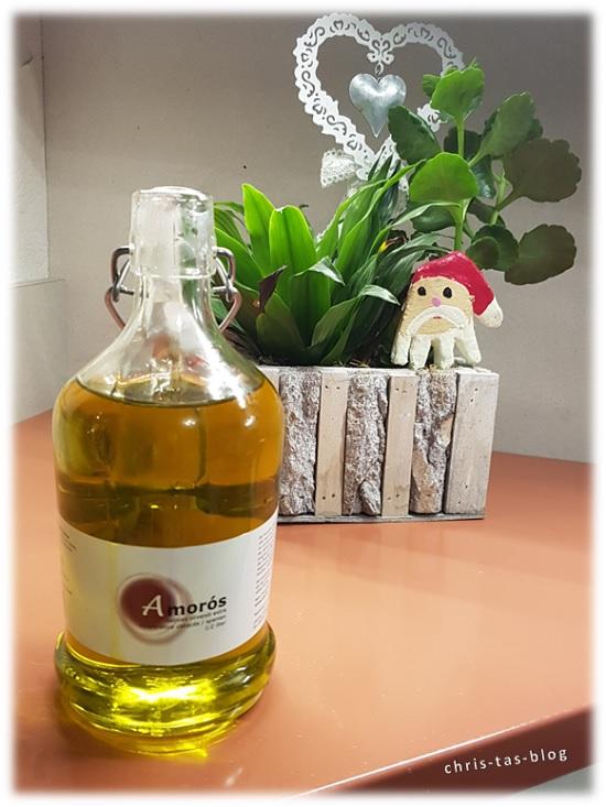 Zait Olivenöl in Bügelflasche