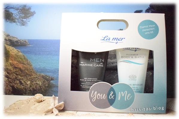 Duschset von La mer: You & Me