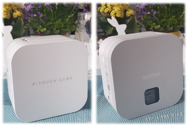 P-Touch Cube von Brother - per App steuern