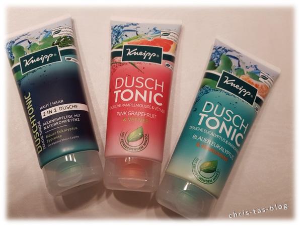 Drei neue Duscherlebnisse