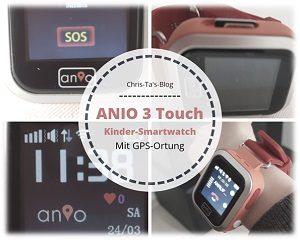 Kinder-Smartwatch mit GPS-Ortung im Test