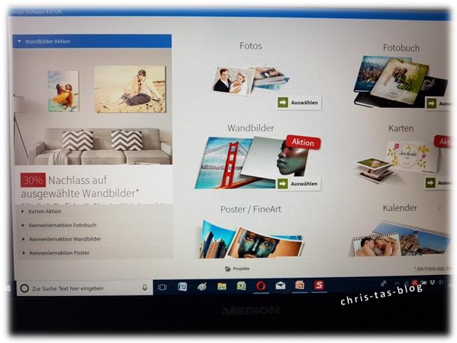 Fotoprodukte von Saal digital mit passender Software erstellen