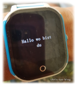 Innogad Kinder Smartwatch 3.4