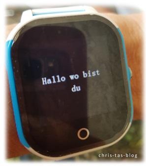 Innogad Kinder Smartwatch 3.4