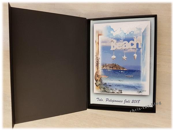 Fotobuch in Aufbewahrungsbox