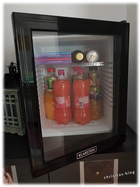 absolut lautlos: Klarstein Minibar Minikühlschrank