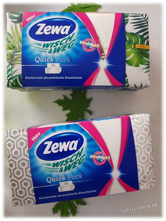 Design-Boxen Zewa Wisch & Weg