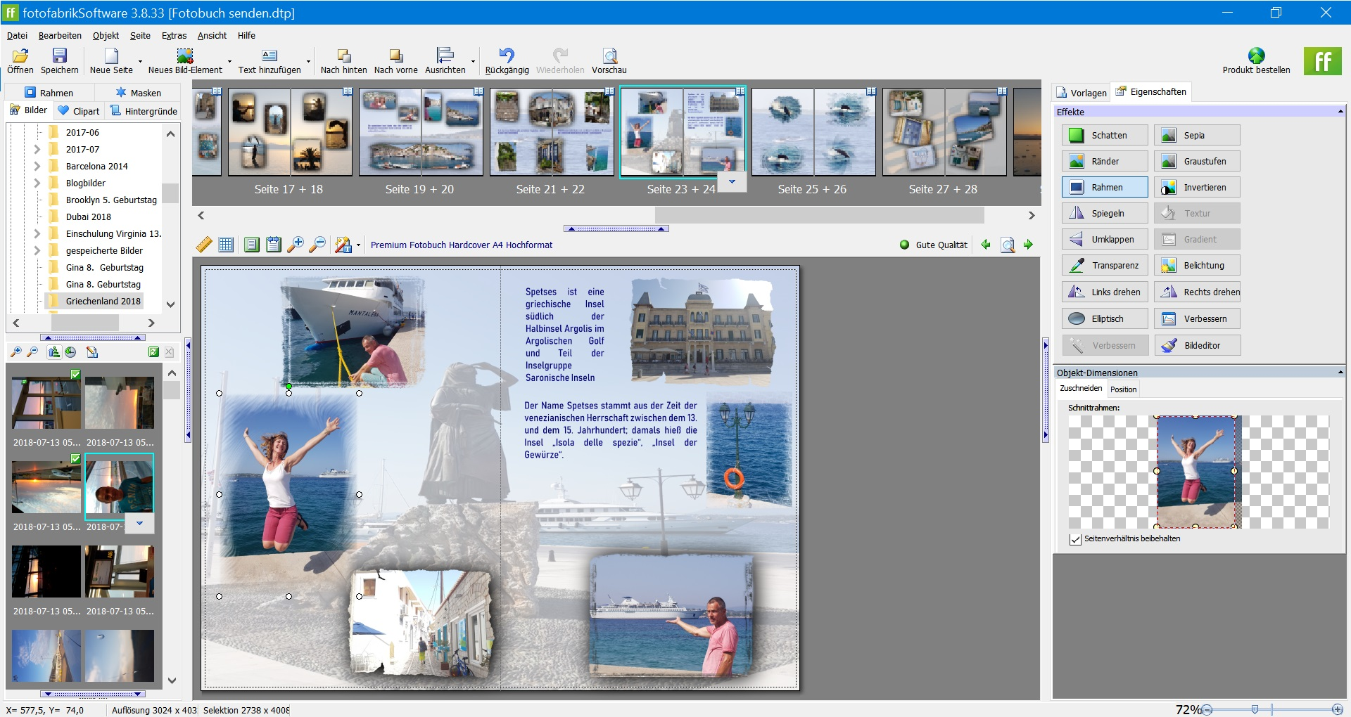 Software der Fotofabrik.de