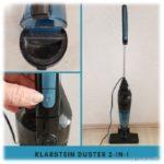 Klarstein Duster: praktisch-effizient-einfache Bedienung #staubsauger
