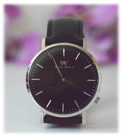 Armbanduhr von Welly Merck