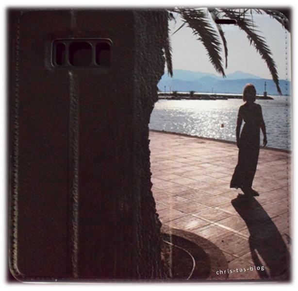 Mein Urlaubsfoto auf die Handyhülle gedruckt