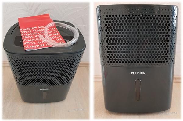 Klarstein Luftentfeuchter DryFy10