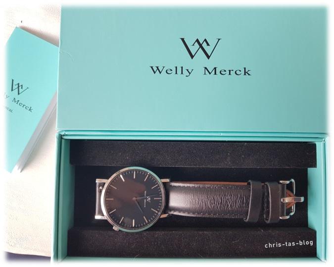 meine Armbanduhr von Welly Merck