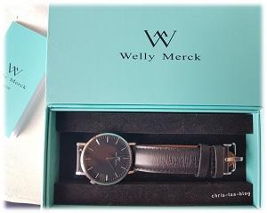 Wundervolle Uhren von Welly Merck