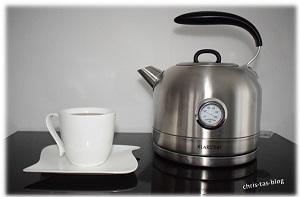 eine gute Tasse Tee - frisch zubereitet