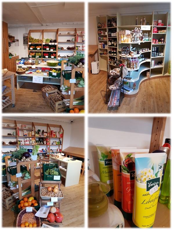 Urlaub mit Hund - Einkaufen in Kreuzthal-Eisenbach Adelegg Allgäu