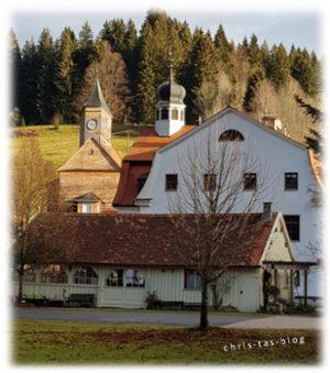 Haus Tanne Kreuzthal-Eisenbach Adelegg Allgäu